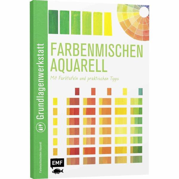 EMF Grundlagenwerkstatt: Farbenmischen Aquarell