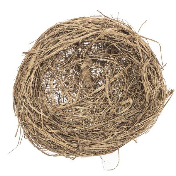 Deko Nest natur Ø=12cm