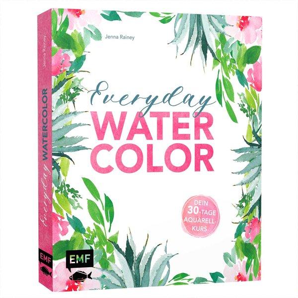 EMF Everyday Watercolor - Dein 30-Tage-Aquarellkurs