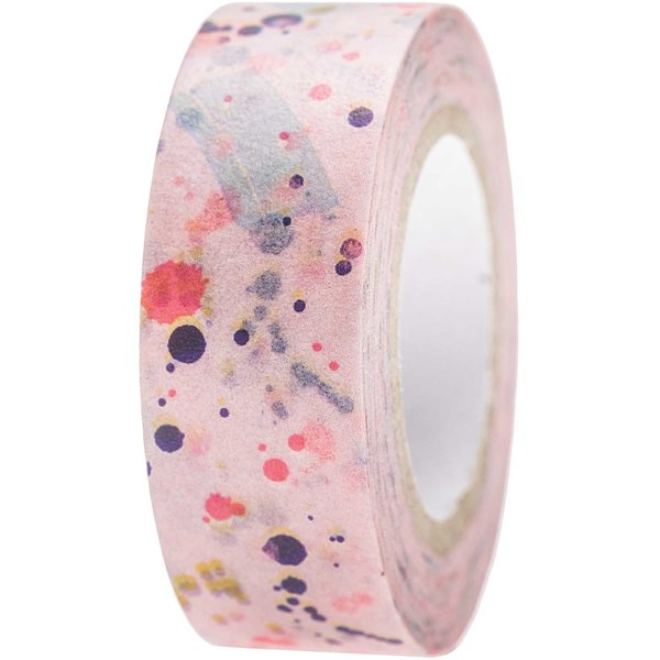 Paper Poetry Tape Crafted Nature gefleckt 1,5cm 10m