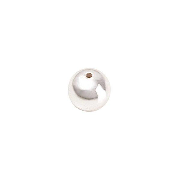 Rico Design Kugel silber 10mm 20 Stück