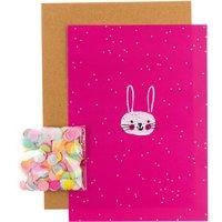 Paper Poetry Grußkartenset Wonderland Hasengesicht