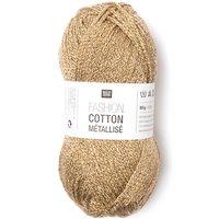 Rico Design Fashion Cotton Métallisé 50g 130m