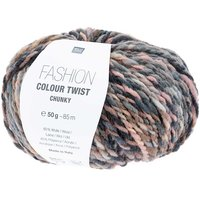 Rico Design Fashion Colour Twist Chunky 50g 85m