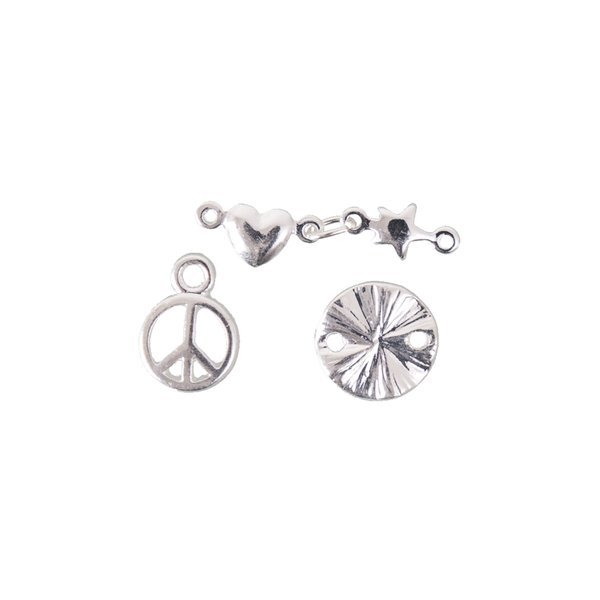 Jewellery Made by Me Anhänger Mix5 3 Stück