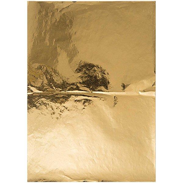 Rico Design Paper Patch Papier gold 30x42cm Hot Foil