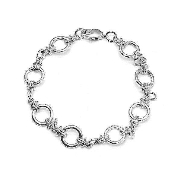 Rico Design Ringarmband silber 23cm