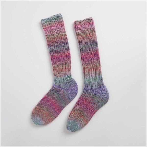 Strickset Socken Modell 13 aus Die Neue Masche Nr. 2