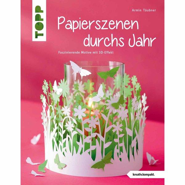 TOPP Papierszenen durchs Jahr - Filigrane Motive mit 3D-Effekt
