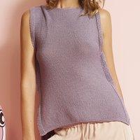 Strickanleitung Poncho aus Fashion Balance dk