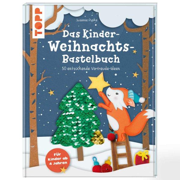 TOPP Kinder Weihnachtsbastelbuch