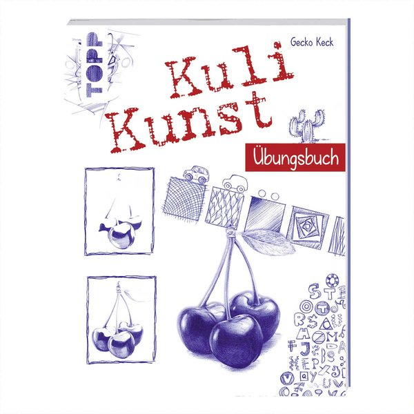 TOPP Kuli Kunst Übungsbuch