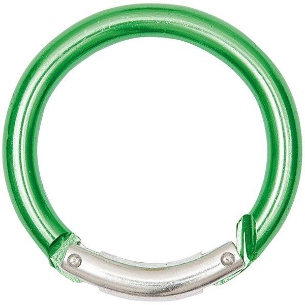 Jewellery Made by Me Karabiner rund grün 6cm