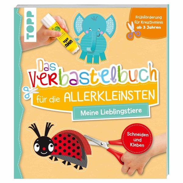 TOPP Verbastelbuch Lieblingstiere