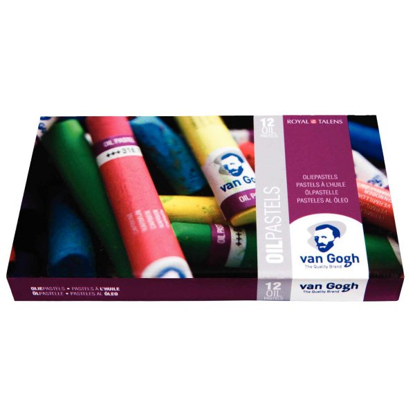 Van Gogh Öl-Pastelle Set 12 Farben