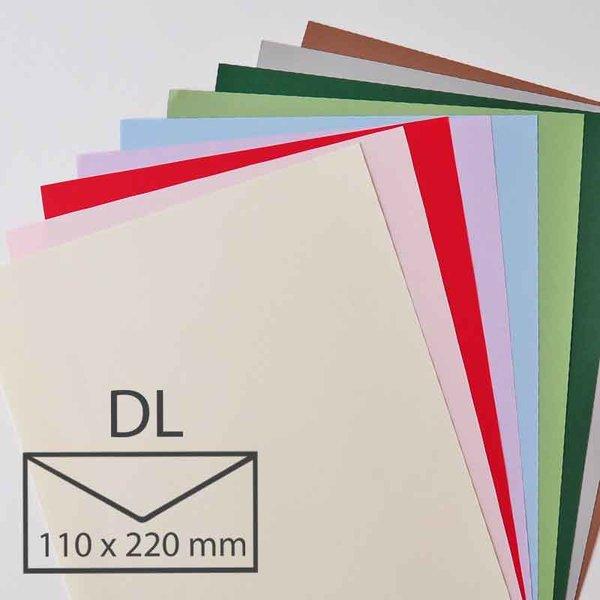 Rico Design Kuvert Essentials DL 5 Stück