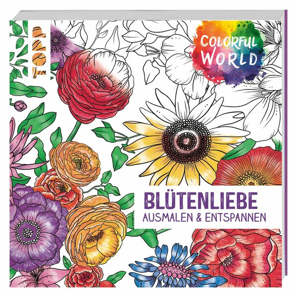 TOPP Colorful World - Blütenliebe