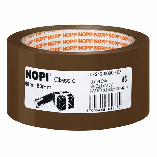 tesa Nopipack® classic braun 50mm 66m