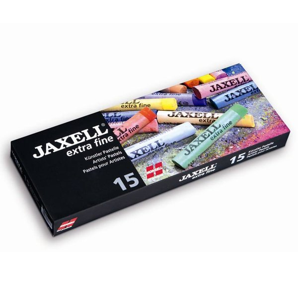 Jaxell Pastellkreide extrafein 15teilig