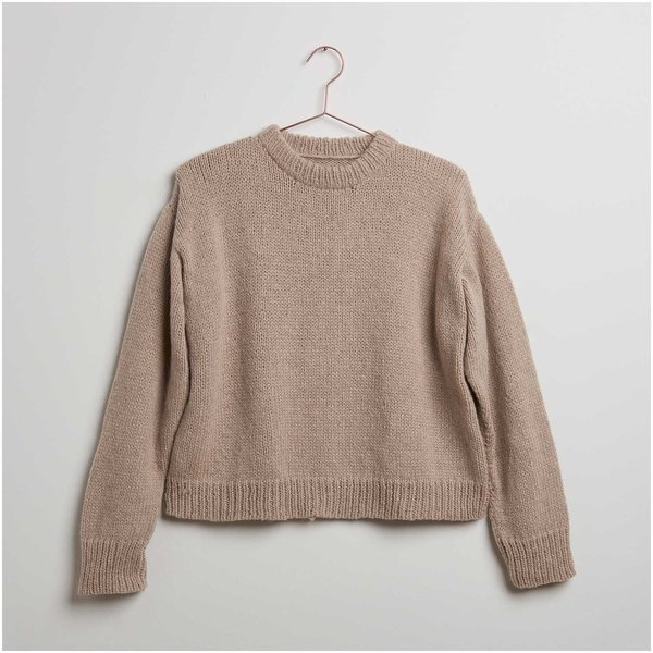 Strickset Pullover Modell 15 aus Die Neue Masche Nr. 2