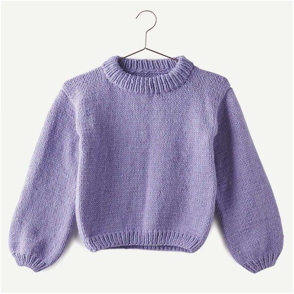 Strickset Pullover Modell 07 aus Kids Nr. 9