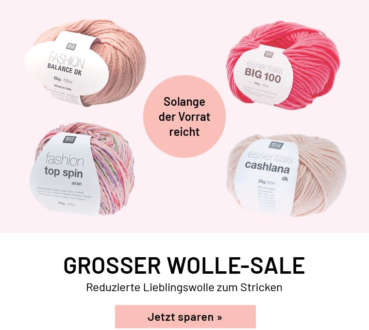 Wolle Sale