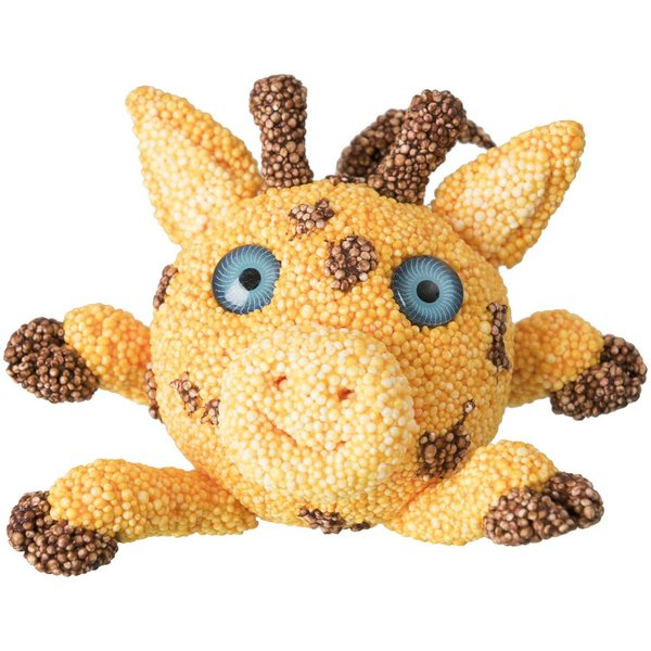 Rico Design Super Fluffy Foam Set Giraffe 40g