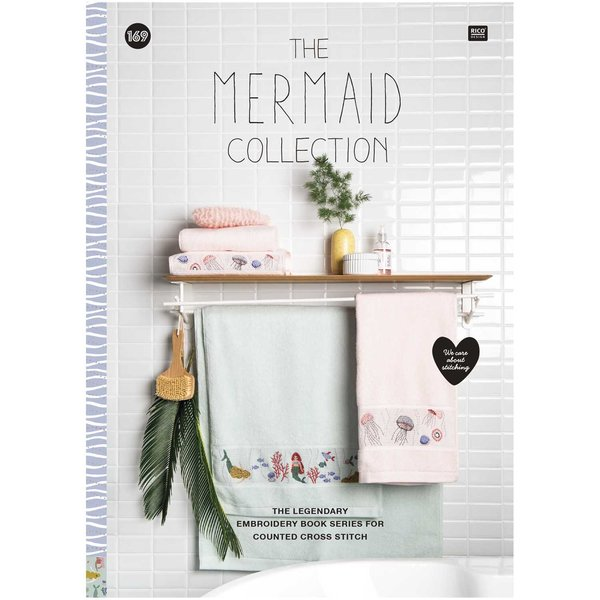 Rico Design Stickbuch The Mermaid Collection Nr. 169