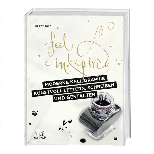 TOPP Moderne Kalligraphie - Kunstvoll lettern, schreiben und gestalten