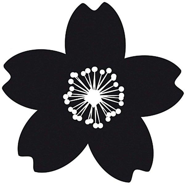 Rico Design Stempel Kirschblüte rund 3,5cm