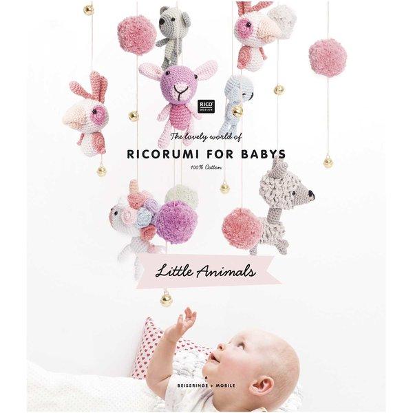 Rico Design Ricorumi Baby Little Animals
