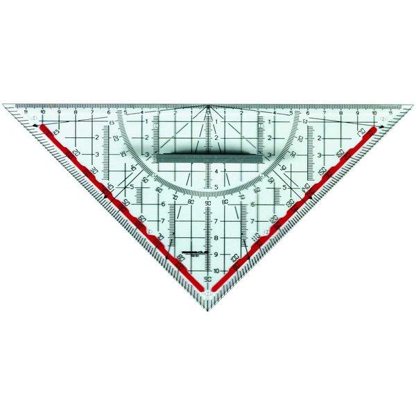 RUMOLD Technisches Zeichendreieck 25cm