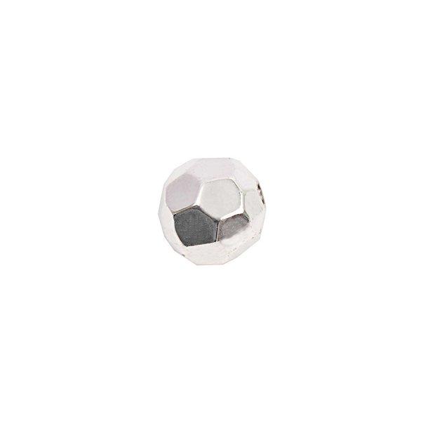 Rico Design Facettenkugeln silber 8mm 30 Stück