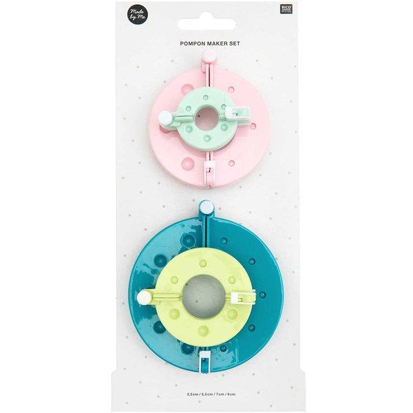 Rico Design Pompon Maker 4er Set