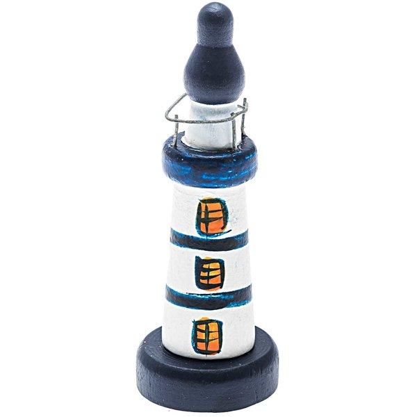 Leuchtturm 8,5cm mini