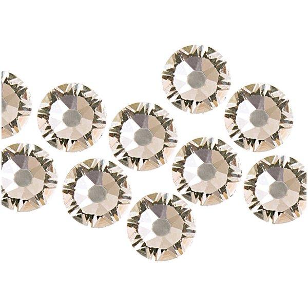 Swarovski® Klebesteine crystal 4mm 10 Stück