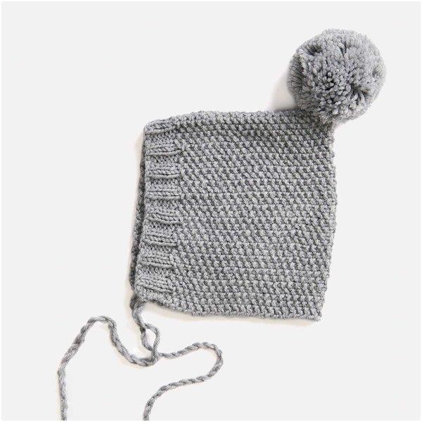 Strickset Mütze Modell 07 aus Baby Nr. 31