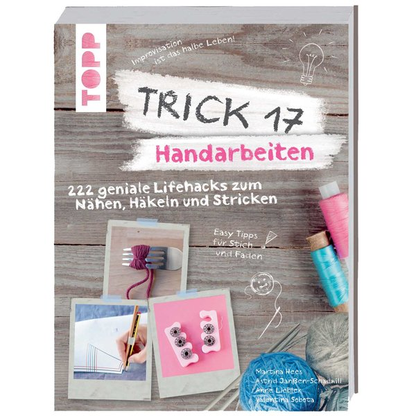 TOPP Trick 17 - Handarbeiten