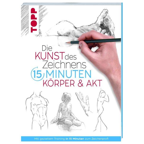 TOPP Die Kunst des Zeichnens 15 Minuten - Körper