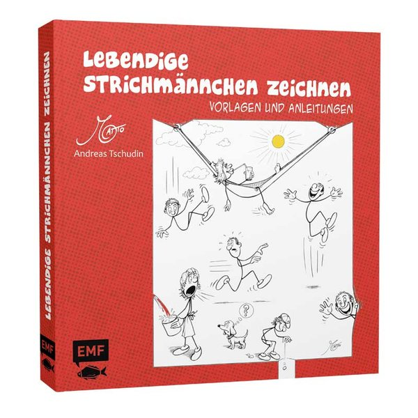 EMF Lebendige Strichmännchen zeichnen