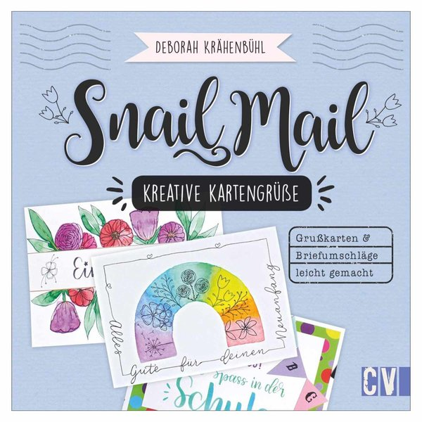 Christophorus Verlag Snail Mail - Kreative Kartengrüße