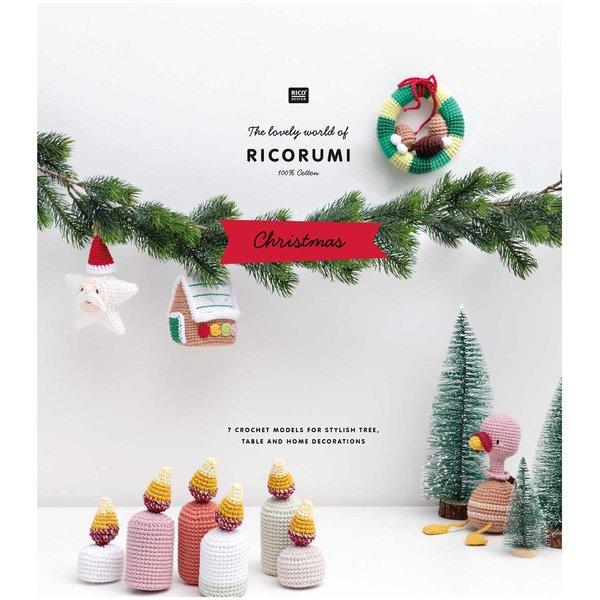 Rico Design Ricorumi Christmas Englisch