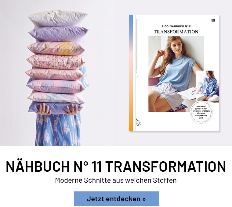 Nähbuch Transformation