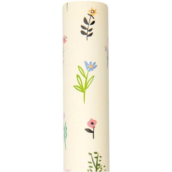 Paper Poetry Geschenkpapier Bunny Hop Streublumen 70cm 2m