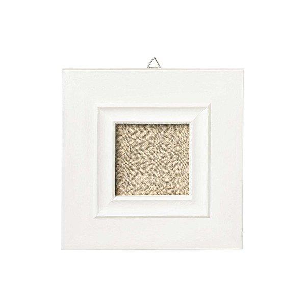 Rico Design Holzrahmen Ausschnitt große Bilder 10x10cm