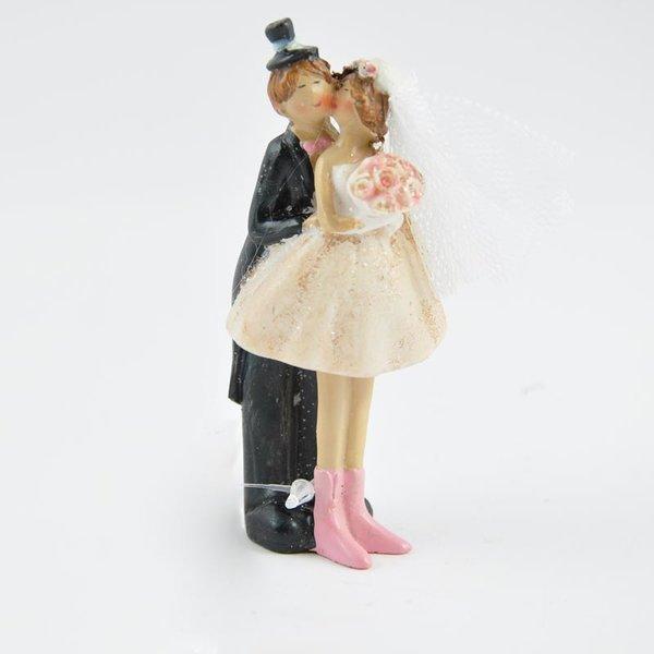 Brautpaar keck 8cm