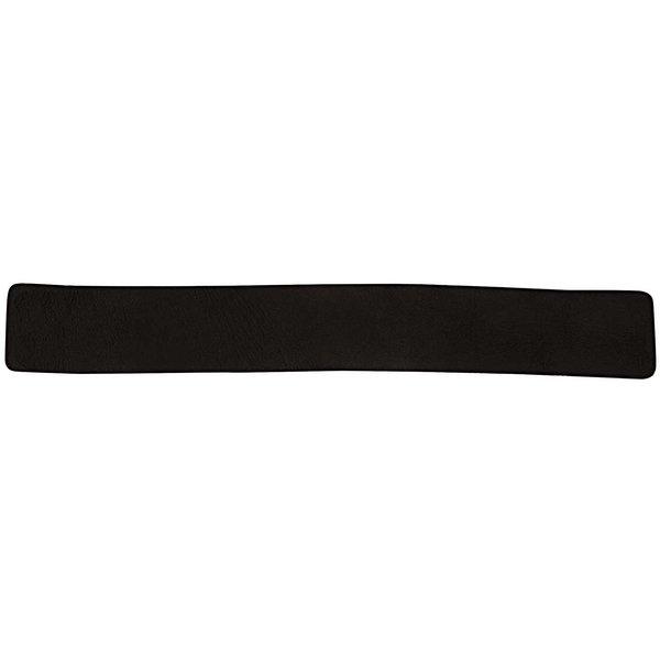 Rico Design Lederband schwarz 3x100cm