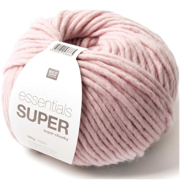 Rico Design Essentials Super super chunky 100g 90m