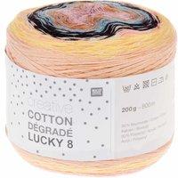 Rico Design Creative Cotton Dégradé Lucky 8 200g 800m