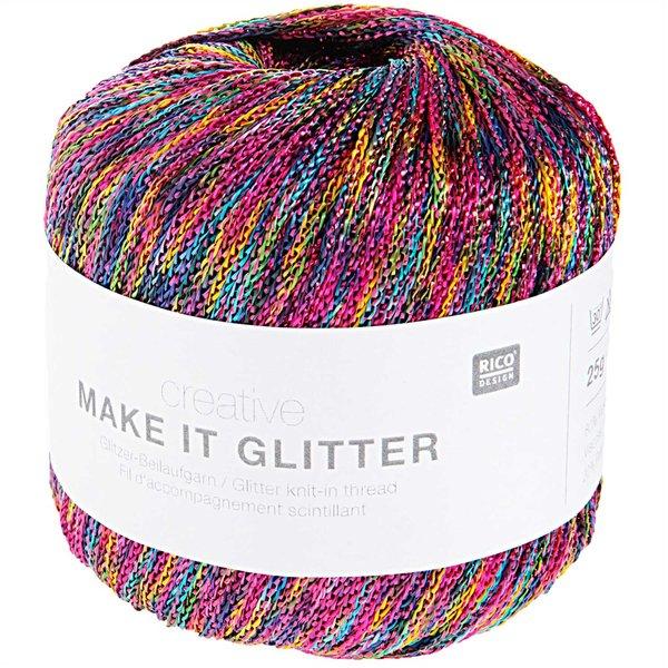 Rico Design Creative Make it Glitter 25g 100m